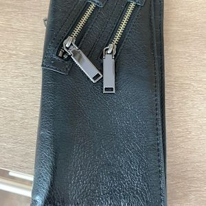 Rebecca Minkoff large leather wallet